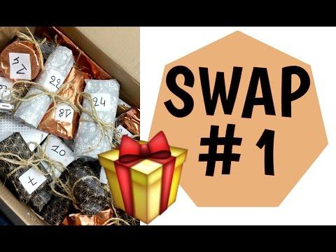 SWAP Vide placards #1 - Avec HELLO DARLING   La Vie En Rousse