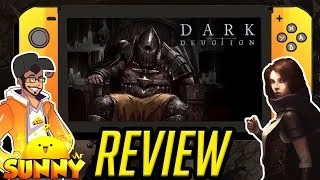 Dark Devotion Review | A Dark Souls Metroidvania Worth Your Time? Nintendo Switch (Ps4, Xbox One,PC) (Video Game Video Review)