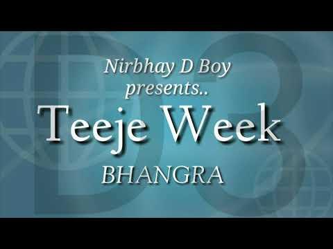 Teeje Week (Full Song)Jordan Sandhu I Bunty Bains, Sonia Mann I New Punjabi Songs 2018l White Hill