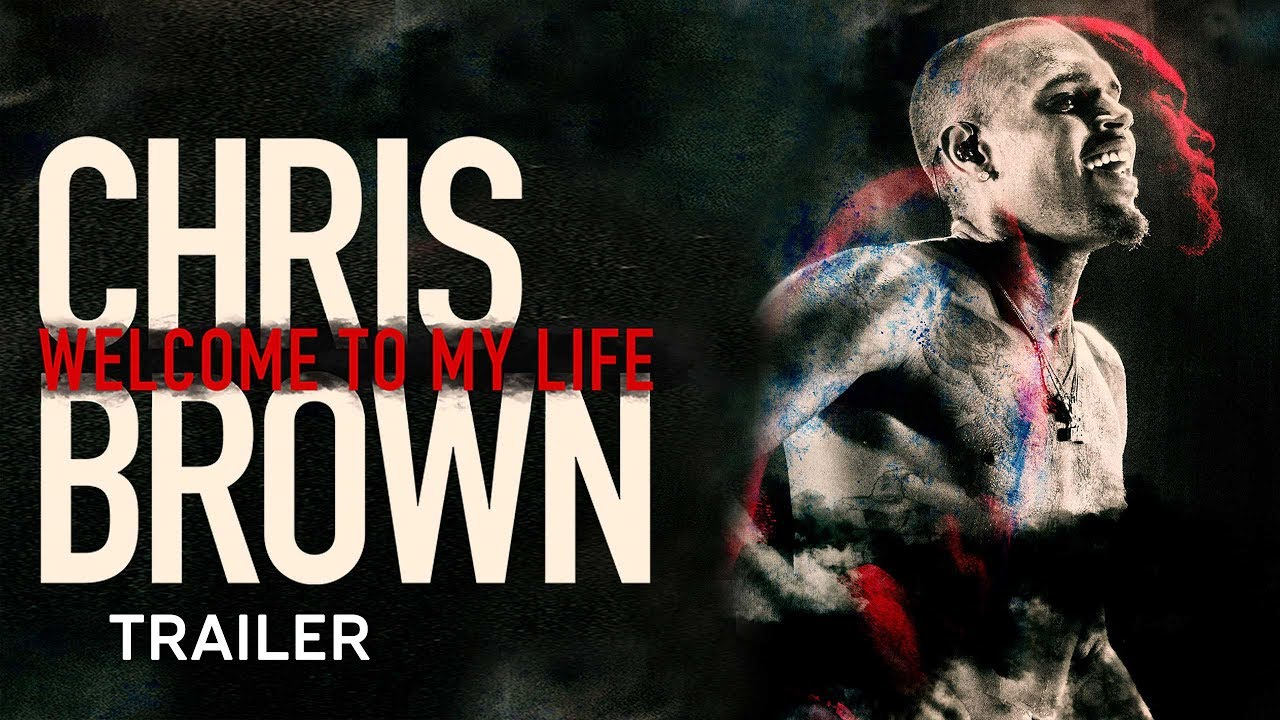Chris Brown Welcome To My Life