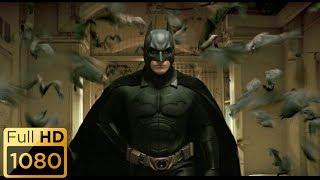 Бэтмен призывает летучих мышей. Бэтмен: Начало.