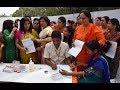 Delhi BJP Mahila Morcha celebrates International Women's day at BJP Office | Manoj Tiwari |