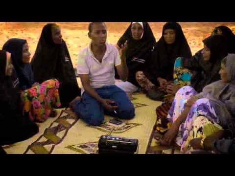 Views of crisis affected communities and aid agency staff communication pilot project in Wajir