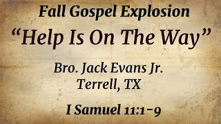 Fall Gospel Explosion - Tuesday Evening