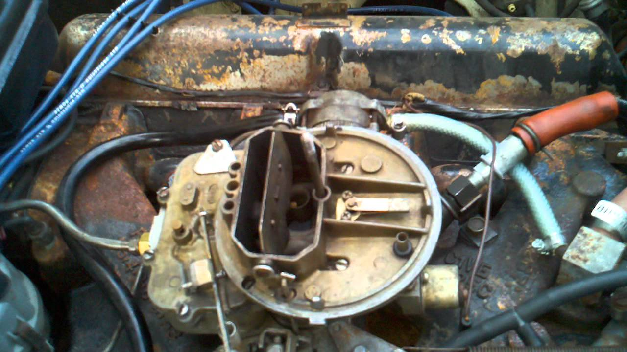 1962 Lincoln Continental Stalling Carburetor Fix  YouTube