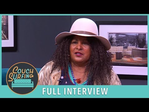 Pam Grier Takes A Look At 'Coffy,' 'The L Word' & More FULL  Entertainment Weekly