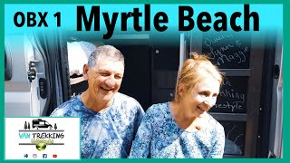 Travato Trip to NC Outer Banks - Episode 1: Myrtle Beach