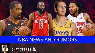 Nba Rumors: Rockets Trade Options, Danilo Gallinari Rumors, Lakers Trade Rumors, Jr Smith Return?
