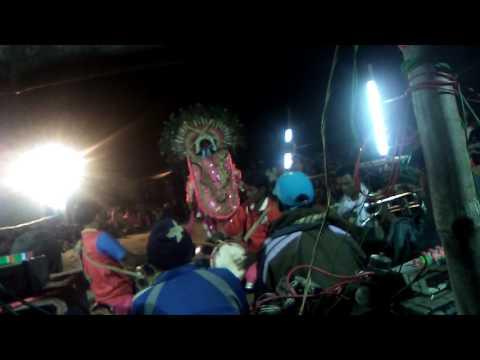 Purulia chhou dance Sanate mahato