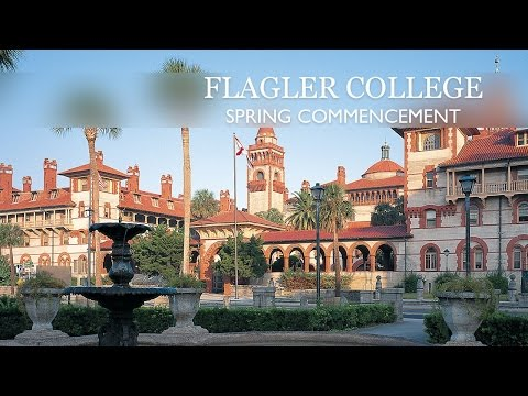 Flagler College Spring Commencement
