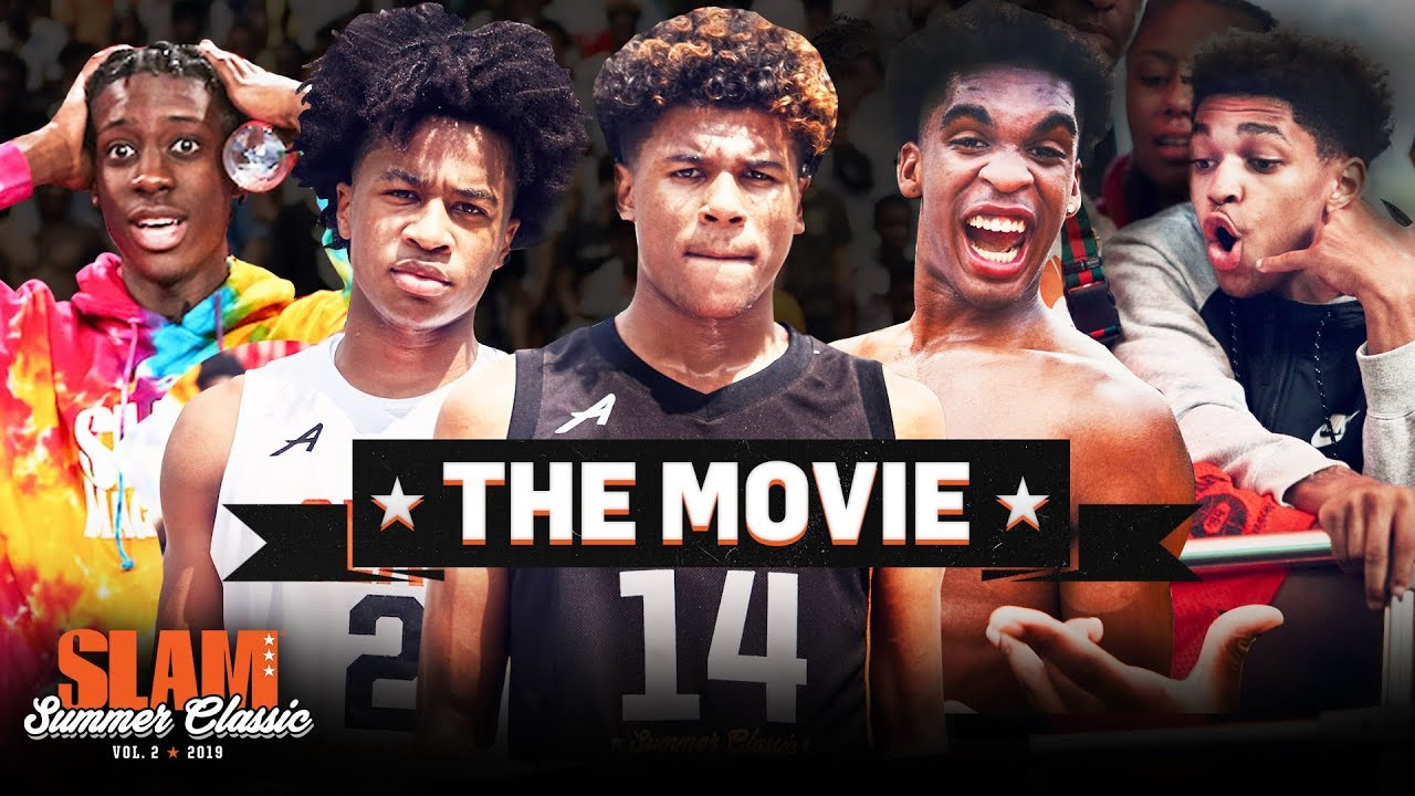 Download THIS SH*T WAS LITTY!!! THE Best HS Hoopers TURN UP NYC   SLAM Summer Classic Vol. 2 Day in the Life
