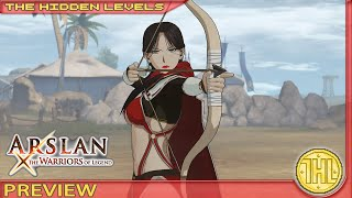 arslan the warriors of legend gameplay xbox one ps4 ps3 pc