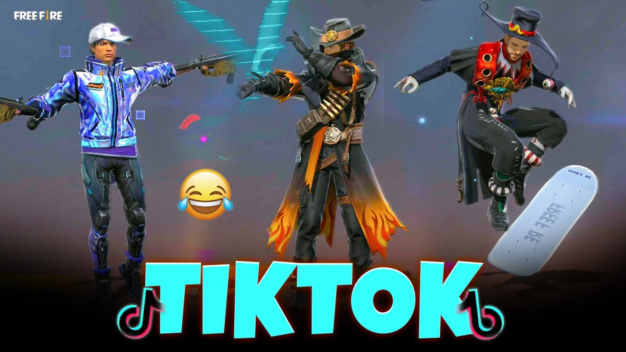 Download free fire tik tok video 2021 | free fire funny wtf moments | ff tik tok (part 62) 😂