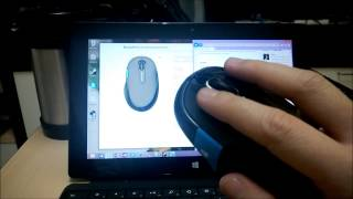 Microsoft Sculpt Comfort Mouse Review