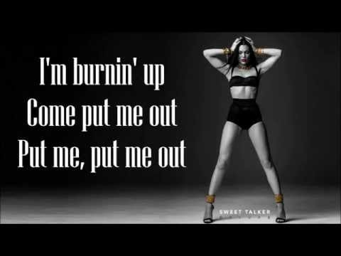 Jessie J ft. 2 Chainz - Burnin' Up (Lyric Video) NEW