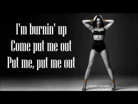 Jessie J ft 2 Chainz  Burnin Up Lyric  NEW