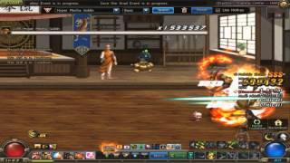 Dungeon Fighter Online (Global): Kunoichi/Izunabi Infinite Aerial Loop