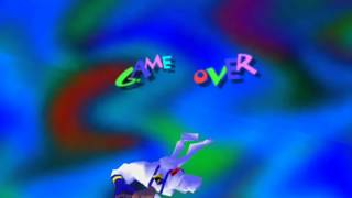 Earthworm Jim 3D: Game over