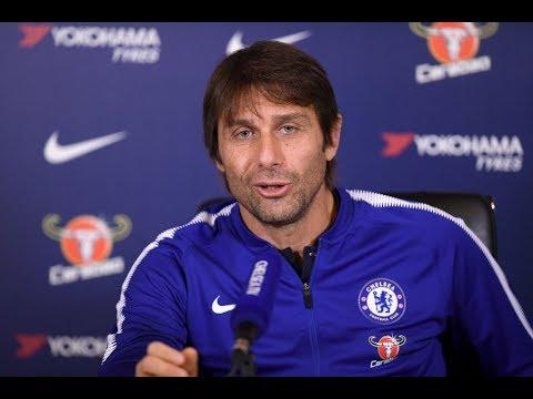 Antonio Conte Press Conference  I  Chelsea v Bournemouth