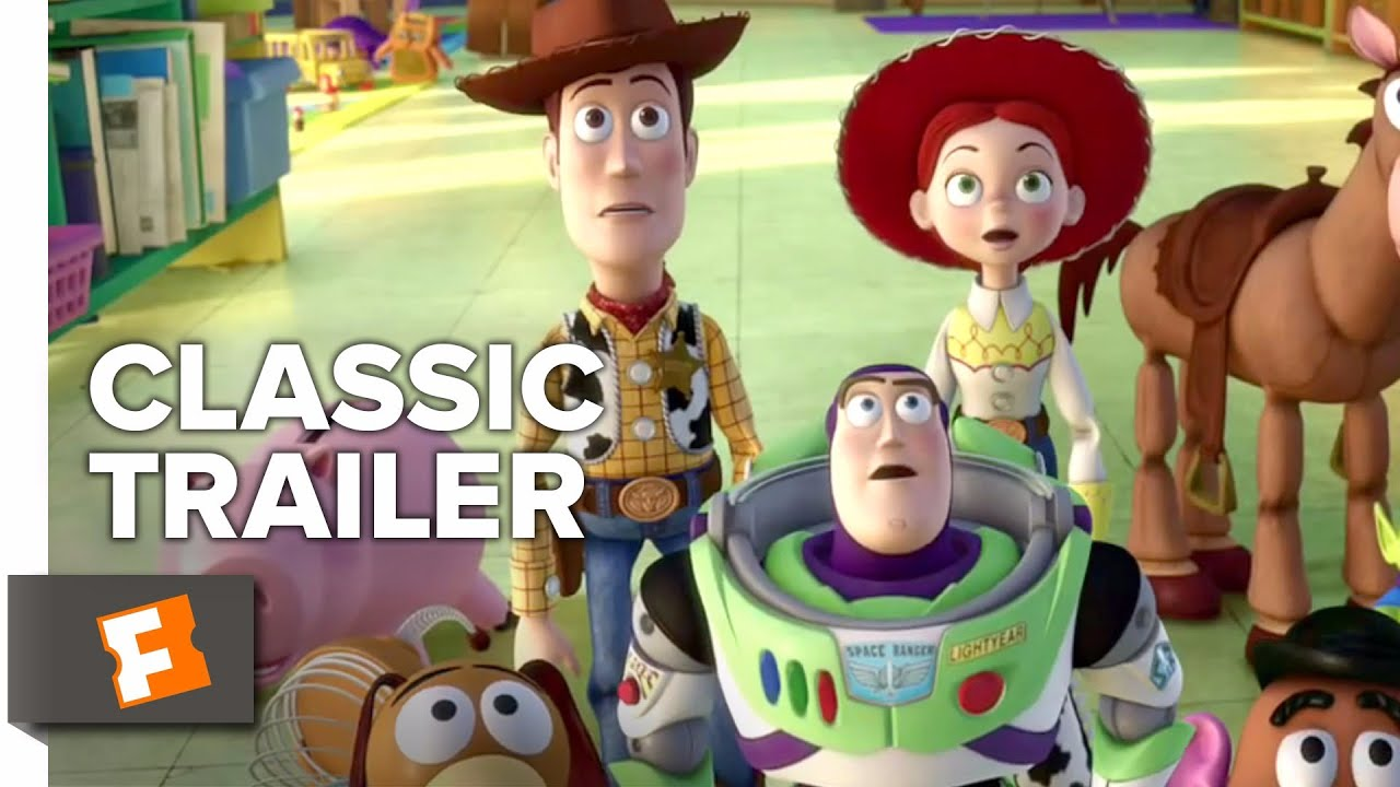 Toy Story 3 (2010) Trailer #2 | Movieclips Classic Trailers - YouTube