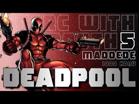 Deadpool Hakkında 5 Bilinmeyen Ve Fazlası - Sinema Evreni