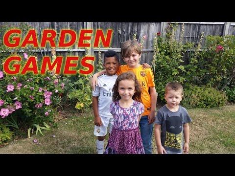 GG Kids - Garden Games - Lots of Funny Fun