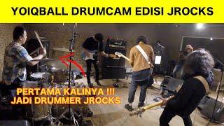 YOIQBALL DRUMCAM... EDISI JROCKS...