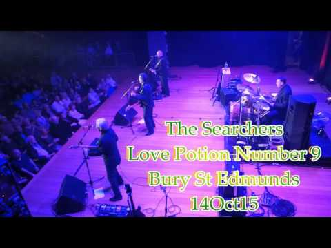 The Searchers- My fav songs in set (Bury St Edmunds 14Oct15)