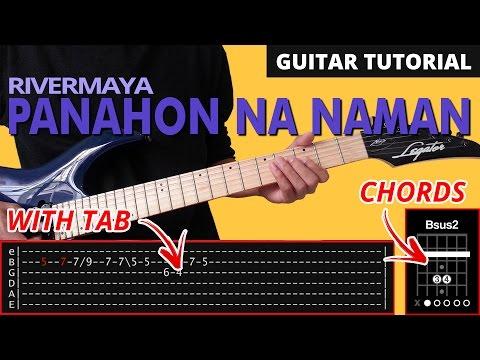 Panahon Na Naman - Rivermaya Guitar Tutorial (WITH TAB)
