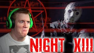 IS THAT JASON?! || Five Nights at Treasure Island: The Lost Ones 2 || FRIDAY THE 13TH MODE