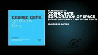 Cosmic Gate - Exploration Of Space (Cosmic Gate