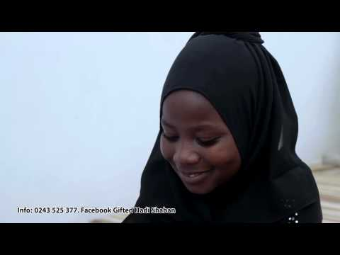 Hadi Shaban (Gifted) ft Saffye - Ramadan Mubarak (Official Video)