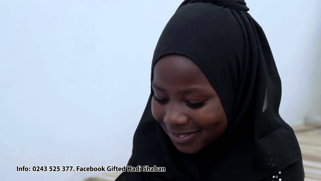 Download Hadi Shaban (Gifted) ft Saffye - Ramadan Mubarak (Official Video)