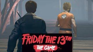 【実況】ジェイソン史上最も有名なプレイヤー達に出会った【Friday the 13th: The Game】part66