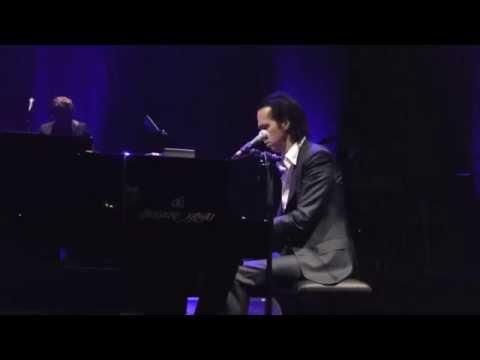 Nick Cave - Black Hair - Hammersmith Apollo London UK 2015-05-02 HD front row