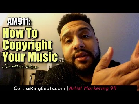 Rapper Marketing 911 - How To Copyright Your Music