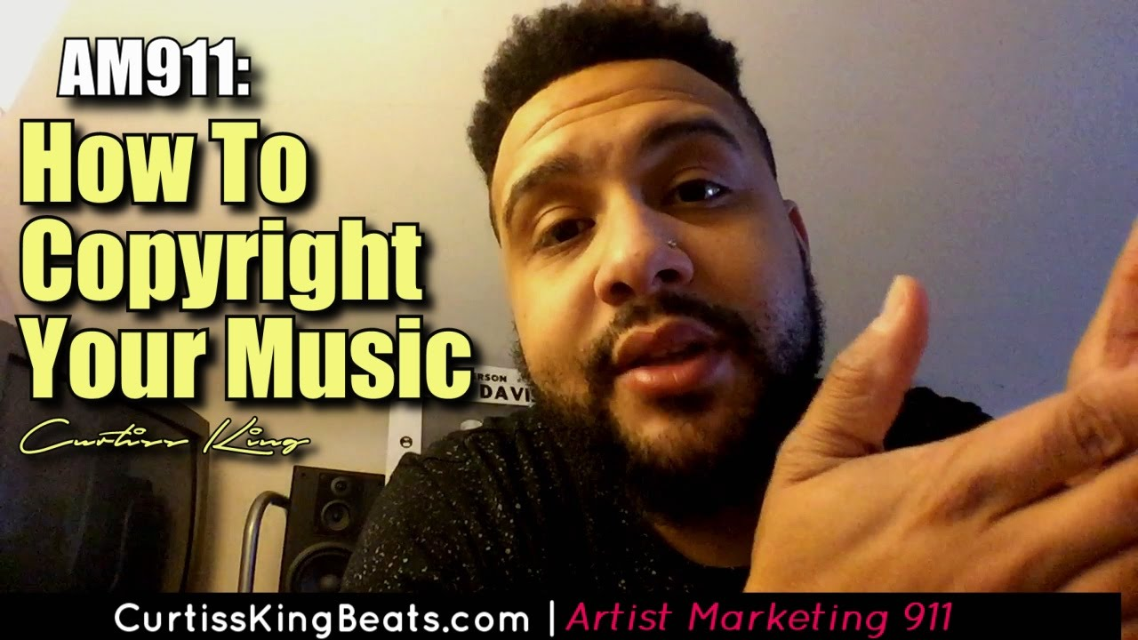 How To EASILY Copyright Your Music, Song, Album, & Beats As A Rapper and Music Producer