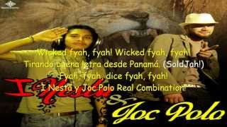 I Nesta - Jah Jah Bless Me (+ Letra ) (Ft.Joc Polo) HD [Imperial Majesty Riddim]