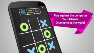 TicTacToe Game New Trailer