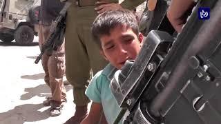 سلطات الاحتلال تواصل انتهاكاتها بحق الاطفال المعتقلين