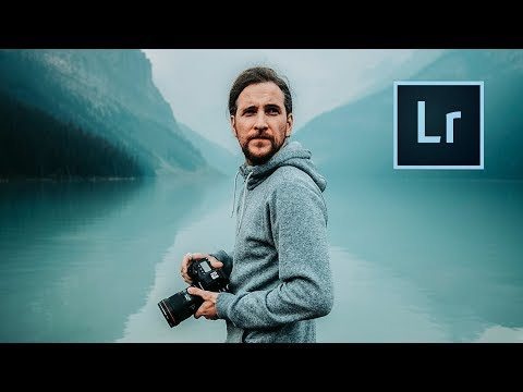 Make your photos INCREDIBLE with one click! My NEW Lightroom
