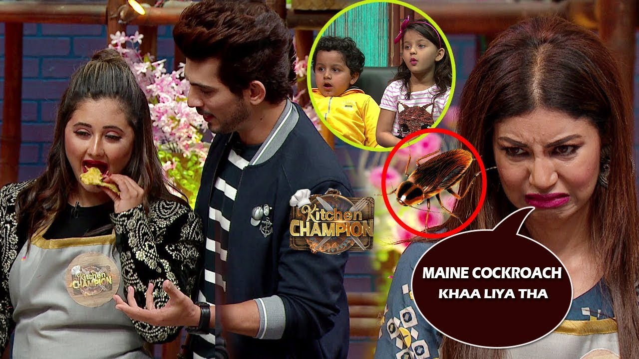Kitchen Champion Rashami Desai Debina Bonnerjee To Impress Little Judges