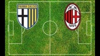 Parma - milan live