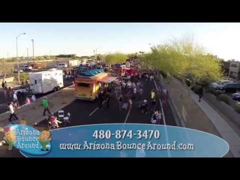 Hire Food Trucks for events in Arizona