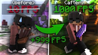 How To INCREASE Y๐ur FPS In Minecraft! ANY VERSION! (Updated 2021 Tutorial)