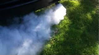 Ford probe dymi jak komin