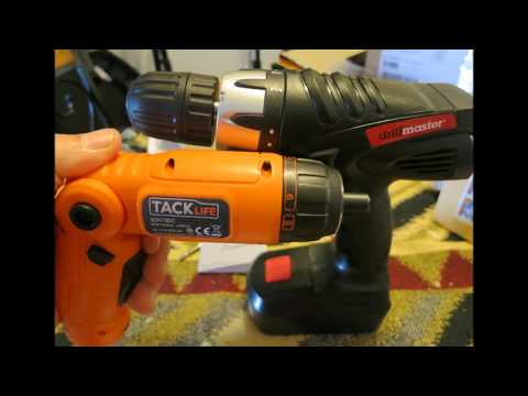 Don't buy cordless electric screwdriver before you see this