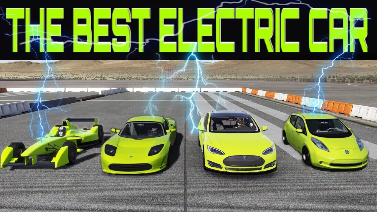 Best Electric ϟ Car Of Forza Motorsport Forza Challenge
