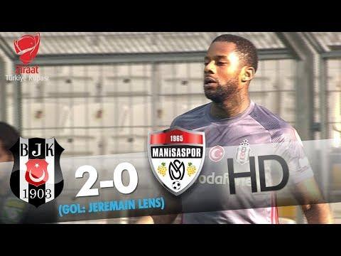 Beşiktaş: 2 - G. Medical Manisaspor: 0   Gol: Jeremain Lens