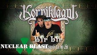 KORPIKLAANI – Bír Bír [feat. FLERET] (OFFICIAL LYRIC VIDEO)